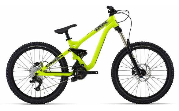Велосипед двухподвес Commencal Supreme 24 (2014)