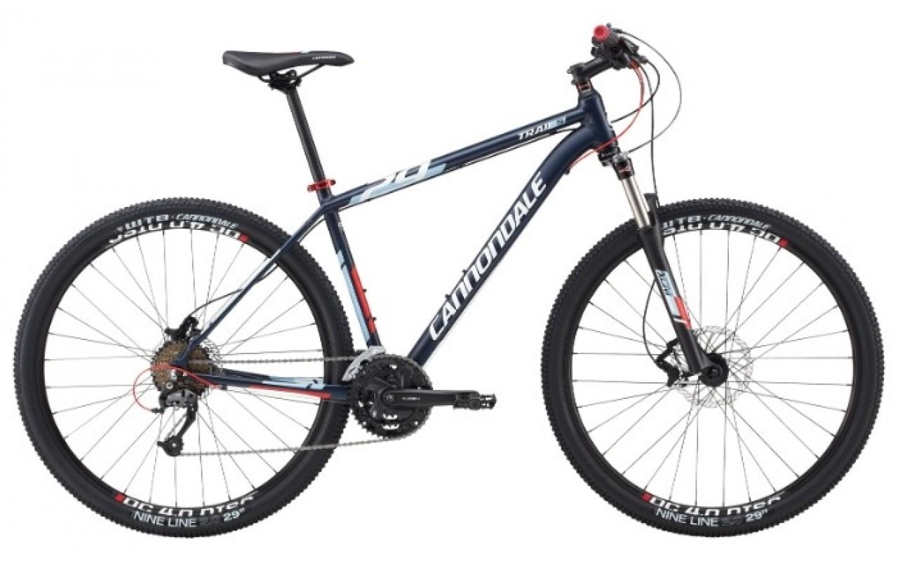 Горный велосипед Cannondale TRAIL 29ER 5 (2014)