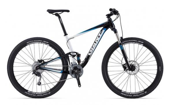 Велосипед двухподвес Giant Anthem X 29er 3 (2014)