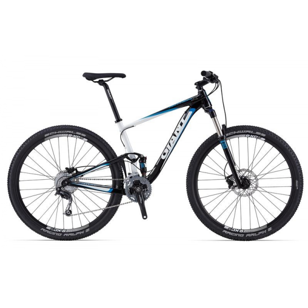 Велосипед двухподвес Giant Anthem X 29er 3 (2014) от Velogrand