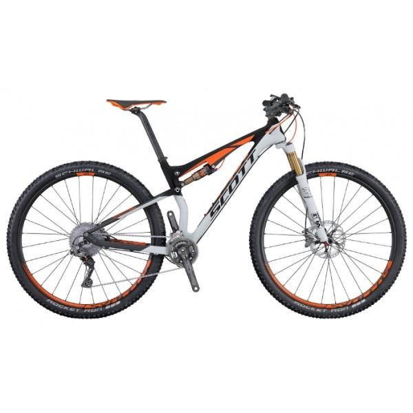Scott Spark 900 Premium (2016), Цвет Серо-Черный, Размер 16