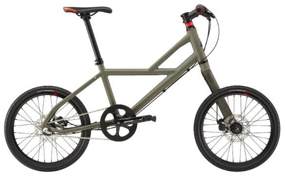 Городской велосипед Cannondale Hooligan 1 (2015)