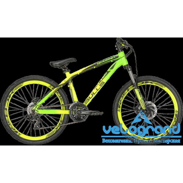 Горный велосипед Bulls Devilzone 1 (2015)