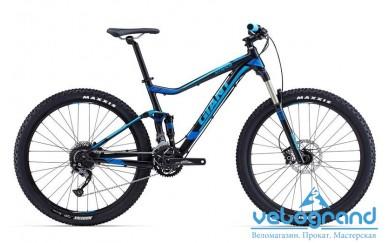 Велосипед двухподвес Giant Stance 27.5 2 (2015)