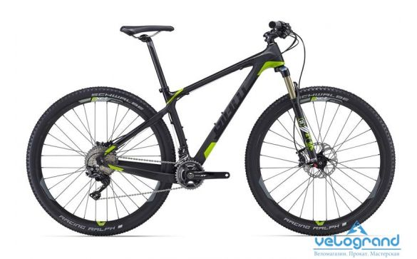 Горный велосипед Giant XTC Advanced 29er 1 (2016)