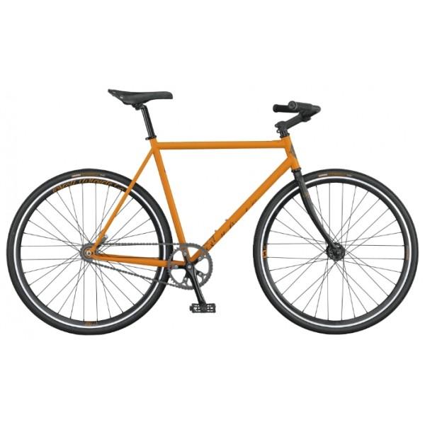 Scott OTG 10 (2015), Цвет Оранжевый, Размер 16