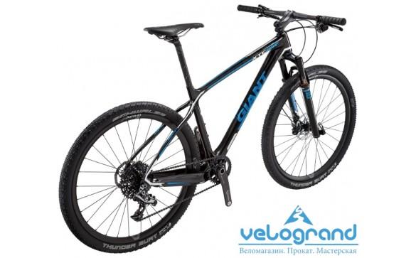 Горный велосипед Giant XtC Advanced SL 27.5 0 (2015)