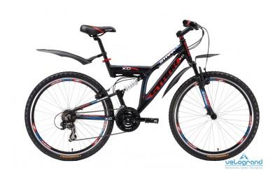 Велосипед двухподвес Stark Jumper (2016)