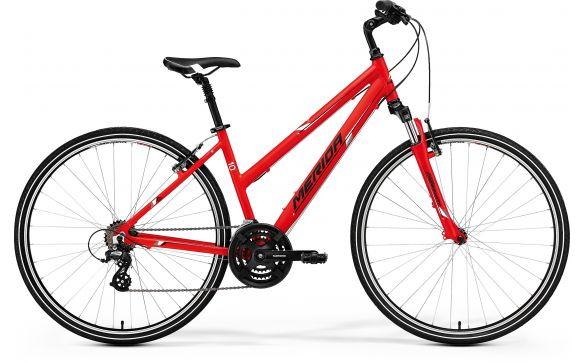 Городской велосипед Merida Crossway 10-V-lady (2017)