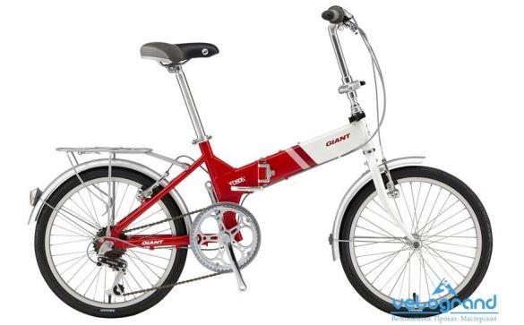 Складной велосипед Giant FD-806 (2016)