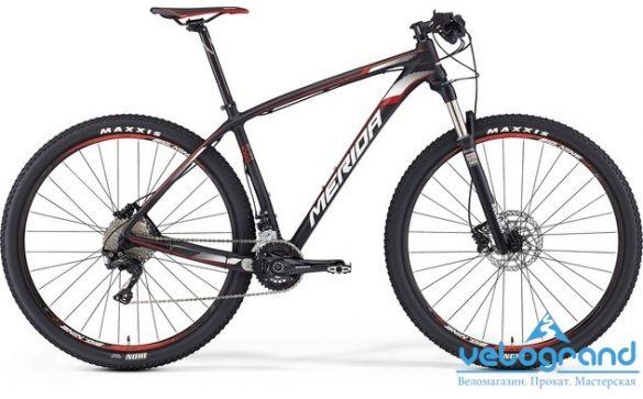 Горный велосипед Merida BIG.NINE 1000 (2016)