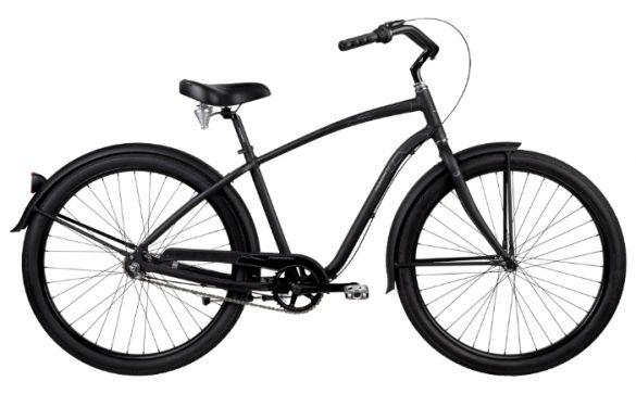 Велосипед круизер Format 5512 (2014)