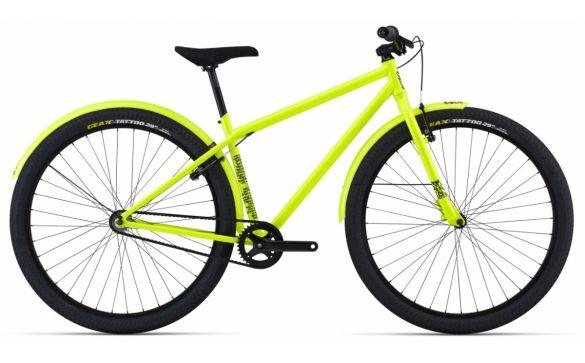 Городской велосипед Commencal UpTown CrMo 2 (2014)