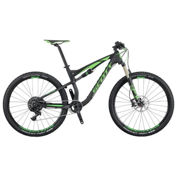 Scott Spark 720 (2016), Цвет Серо-Зеленый, Размер 18