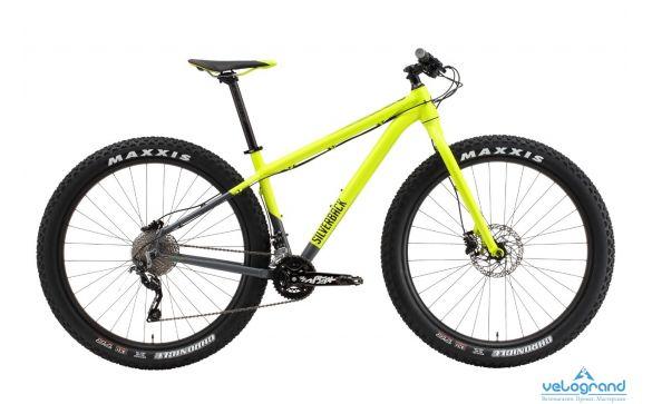 Велосипед фэт-байк Silverback Sphere 2 27,5 (2016)