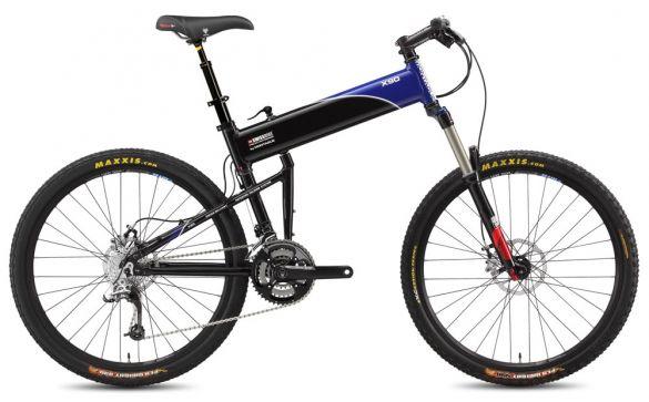 Складной велосипед Montague X90 (2014)