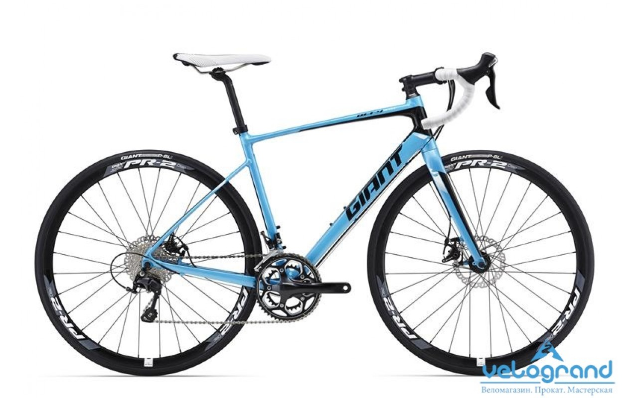 Шоссейный велосипед Giant