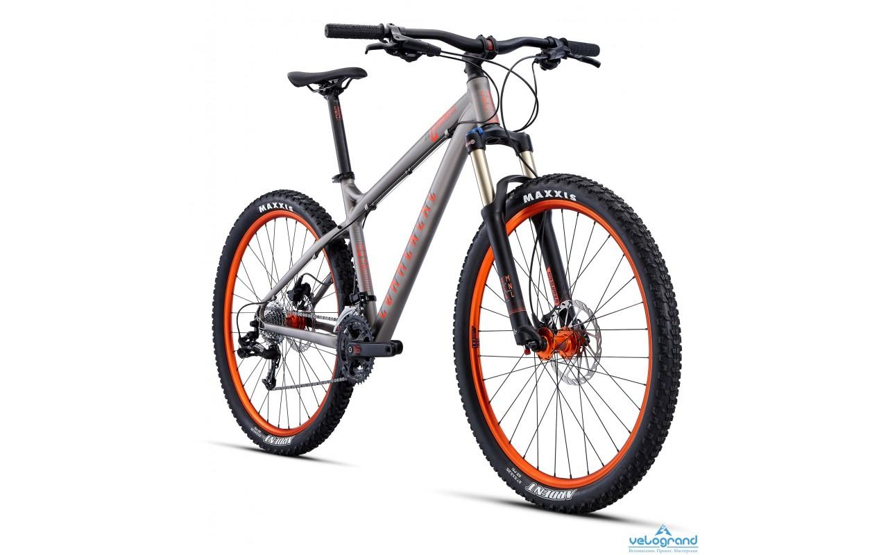 Горный велосипед Commencal El Camino E SRAM (2015)