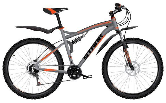 Велосипед двухподвес Stark Voxter 26.4 FS D (2017)