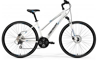 Городской велосипед Merida Crossway 20-D-lady (2017)