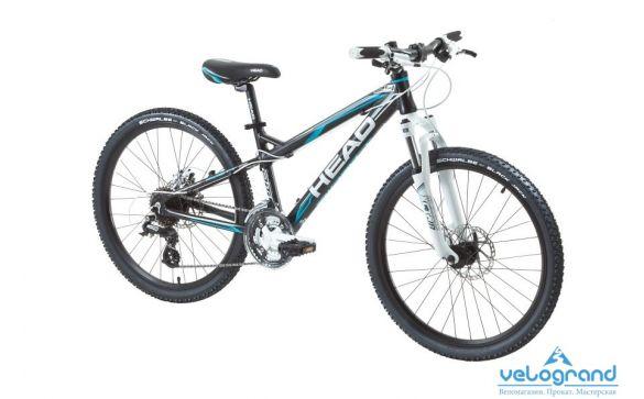Подростковый велосипед HEAD Ridott II 24 (2016)