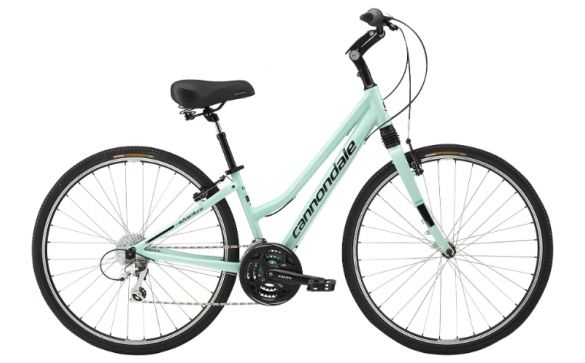 Городской велосипед Cannondale Adventure Women's 1 (2015)