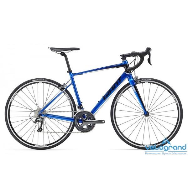Шоссейный велосипед Giant Defy 2 (2016)