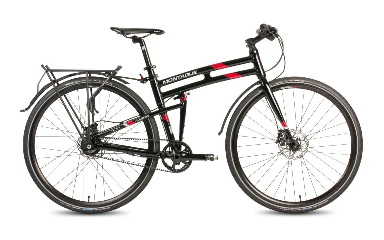 Складной велосипед Montague Allston (2016)