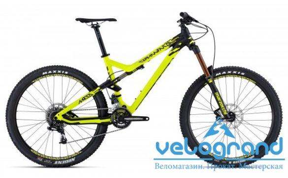 Велосипед двухподвес Commencal Meta AM Origin Plus (2015)