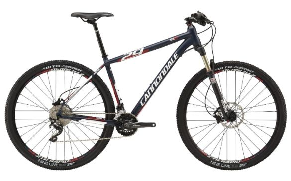 Горный велосипед Cannondale Trail SL 29 2 (2015)
