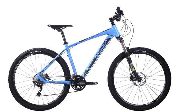Горный велосипед DEWOLF TRX 500 (2016)