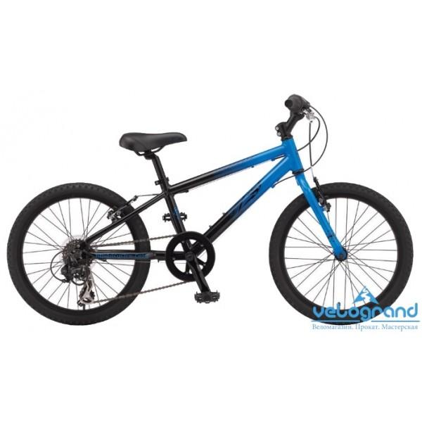 Детский велосипед KHS Raptor (2015), Цвет Черно-Синий