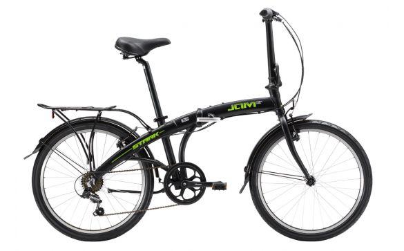 Складной велосипед Stark Jam 24.1 V (2017)