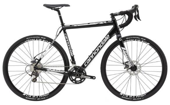 Шоссейный велосипед Cannondale CAADX 105 Disc (2015)
