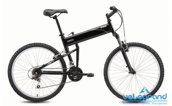 Складной велосипед Montague Х50 (2015)
