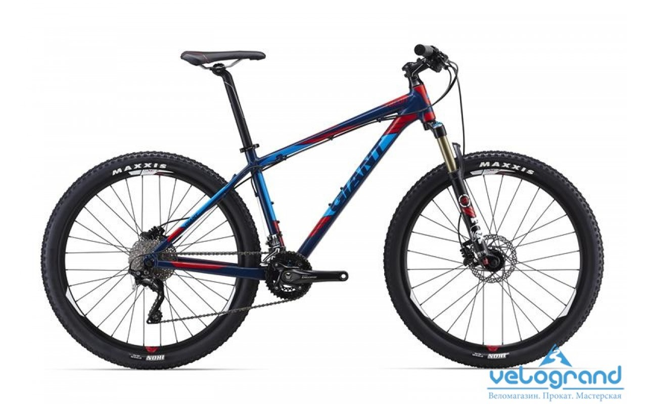 Горный велосипед Giant Talon 27.5 0 (2016)