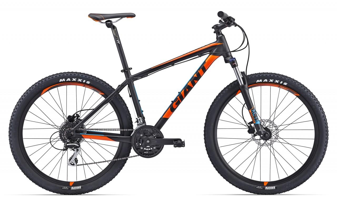Горный велосипед Giant Talon 3 (2017)