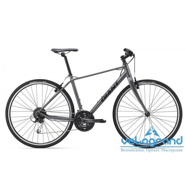 Городской велосипед Giant Escape 1 (2015), Цвет Серый, Размер 18