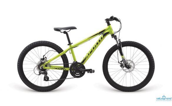 Подростковый велосипед APOLLO SUMMIT 24 DISC (2015)