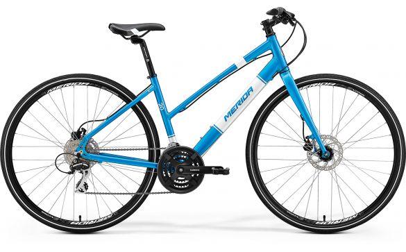 Городской велосипед Merida Crossway urban 20-D-lady (2017)