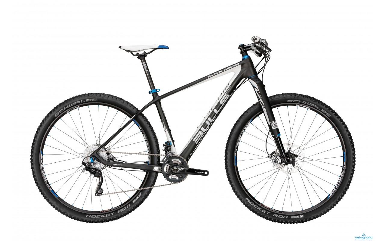 Горный велосипед Bulls Black Adder 29 (2015)