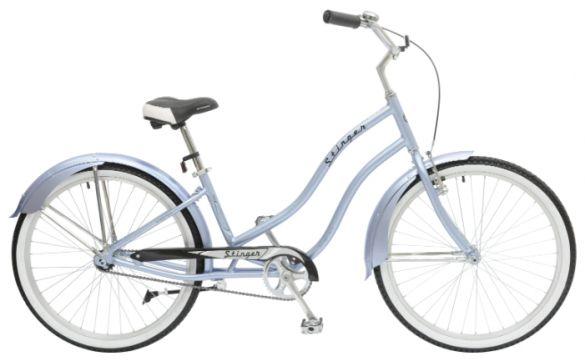 Велосипед круизер Stinger Cruiser Lady 26 (2015)