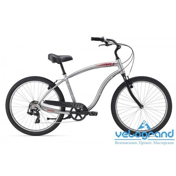 Велосипед круизер Giant Simple Seven (2015) от Velogrand