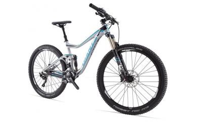 Велосипед двухподвес Giant Trance 27.5 1 (2014)