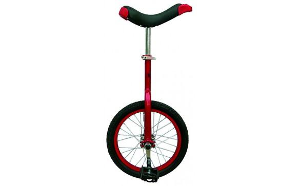 Уницикл 16 одноколесный велосипед красный FUN