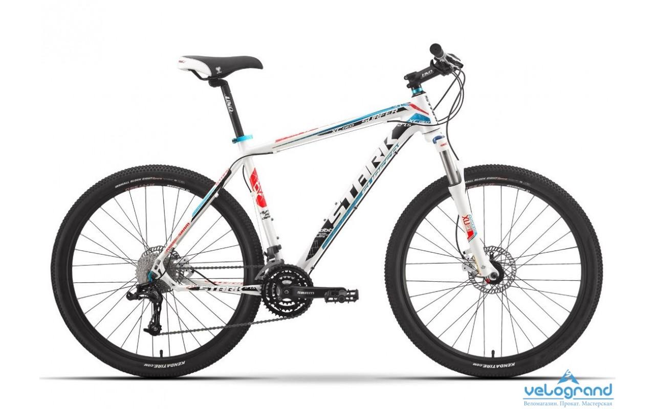 Горный велосипед Stark Surfer Comp 650B (2016)