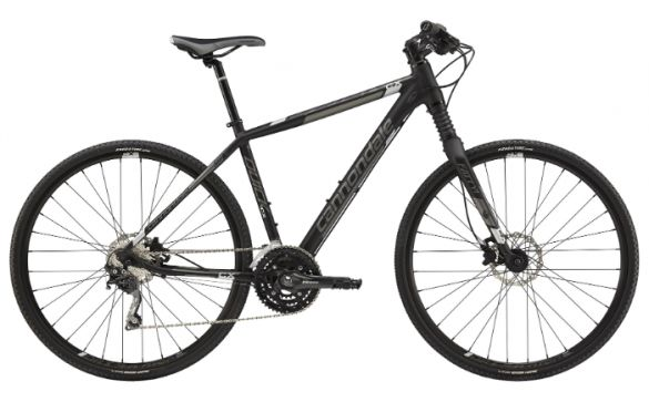 Городской велосипед Cannondale Quick CX 1 (2015)