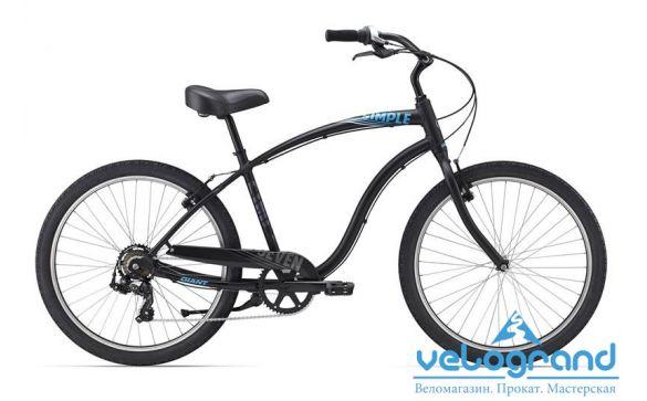Велосипед круизер Giant Simple Seven (2015)