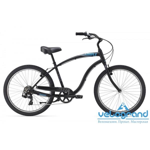 Велосипед круизер Giant Simple Seven (2015), Цвет Оранжевый