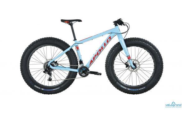 Велосипед фэт-байк Apollo STOUT 20 (2016)